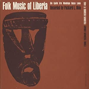 Music Of Liberia Folk Music | RM.