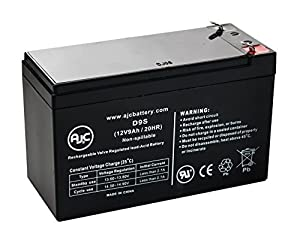 APC Back-UPS RS BR1500G 865 WATT 12V 9Ah UPS Battery - This is an AJC Brand® Replacement