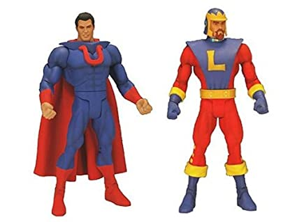 Figure 2-pack Ultraman And