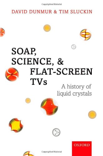 Soap, Science, And Flat-Screen Tvs: A History Of Liquid Crystals