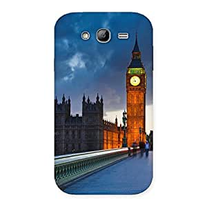Gorgeous London City Multicolor Back Case Cover for Galaxy Grand Neo