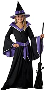 Incantasia the Glamour Witch Child Costume Child Small (6-8)