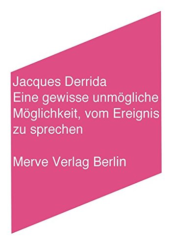 jacques derrida rogues two essays on reason Rogues: two essays on reason (meridian: crossing aesthetics) (1st edition) by jacques derrida, pascale-anne brault (translator), michael naas (translator), pascale.