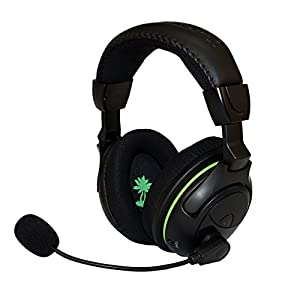 Turtle Beach Ear Force X32 Wireless Amplified Stereo Headset for Xbox 360 (TBS-2265-01)