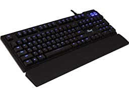 Rosewill Apollo Blue Backlit Mechanical Gaming Keyboard with Cherry MX Blue Switch (RK-9100xB)