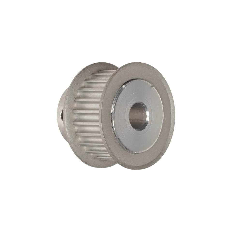 Ametric 14m44x115 Steel Htd Timing Pulley With Flange 14 Mm Pitch Belt Diameter 44 Teeth