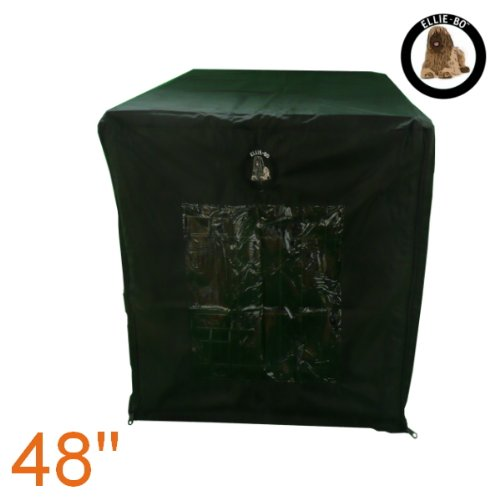 Dog Cage Covers front-741212