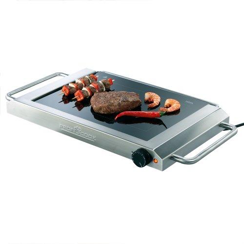 tischgrill teppanyaki pc tg 1017 raclette grill tests. Black Bedroom Furniture Sets. Home Design Ideas