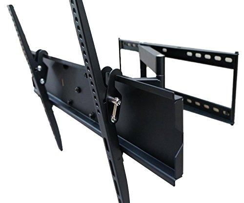 mount it full motion tv wall mount bracket for flat screen 32 39 40 42 43 45 48 49 50 55 60 65. Black Bedroom Furniture Sets. Home Design Ideas