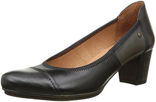 PikolinosSegovia W1J I16 - Scarpe col tacco Donna , Nero (Black (nero)), 41