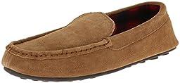 L.B. Evans Men\'s Anton Slip-On Loafer,Hashbrown,11 M US