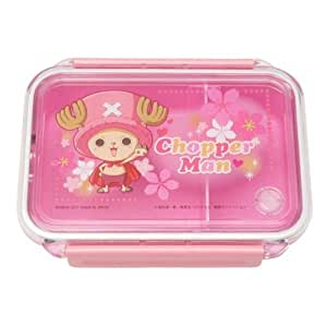 one piece chopper lunch bento box made in japan toys games. Black Bedroom Furniture Sets. Home Design Ideas