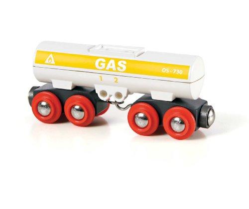 Brio Fuel Tanker Wagon - 1