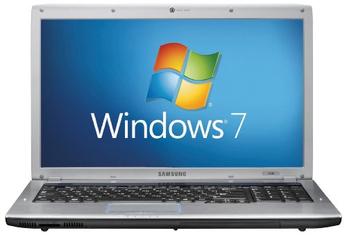 Samsung R730 17.3-inch notebook PC (Intel Pentium Dual Core P6100, 2.13Ghz,  4GB RAM 500 GB HDD, WLAN, Webcam, Win 7 Home Premium) Red/Black