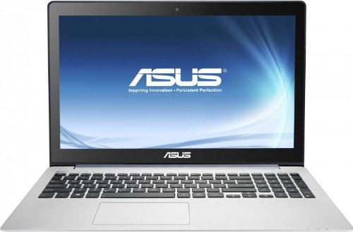 Asus S551LB-CJ044H 39,6 cm (15,6 Zoll) Notebook (Intel Core i5 4200U, 1,6GHz, 8GB RAM, 500GB HDD, NVIDIA GT740M, DVD, Win 8, Touchscreen) schwarz