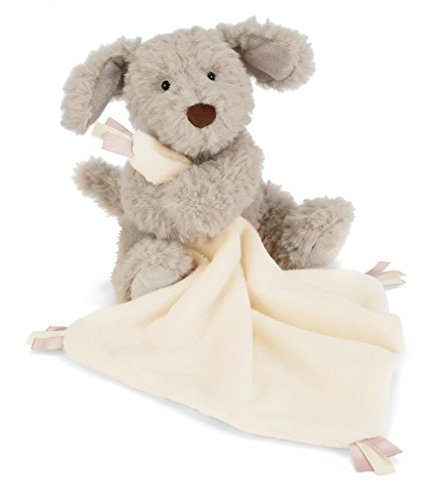 Jellycat® Bumble Puppy Soother Blankie front-853983