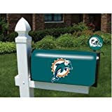 NFL Dolphins Mailbox Cover at Amazon.com