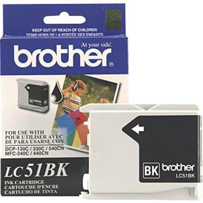 New Brother International Black Inkjet Cartridge