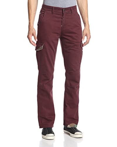 Darring Men's Herringbone Cargo Pant