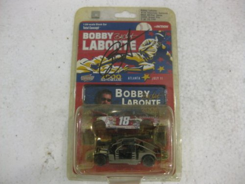 Nascar #18 Bobby Labonte 1:64 Interstate Batteries 2000 All Star Game LE Red/Whte/Blue