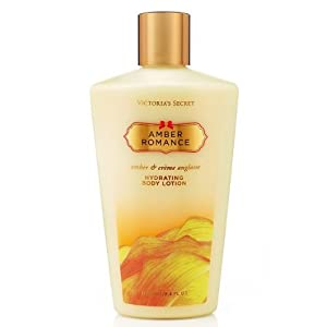 Victoria's Secret Garden Amber Romance Hydrating Body Lotion 8.4 fl oz (250 ml)