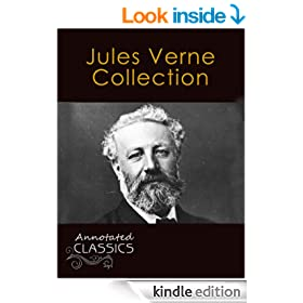Jules Verne: Collection of 37 Works with analysis and historical background (Annotated and Illustrated) (Annotated Classics)