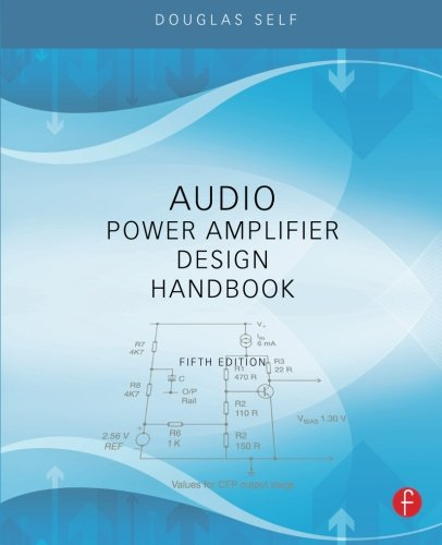 Audio Power Amplifier Design Handbook, Fifth Edition