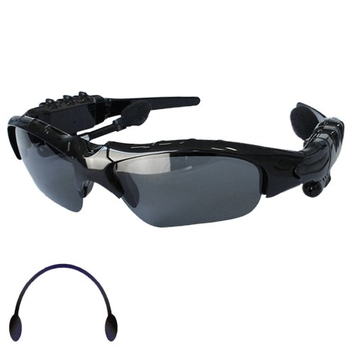 Wireless Bluetooth Sunglasses Headset Headphones For Iphone Samsung Htc Nokia