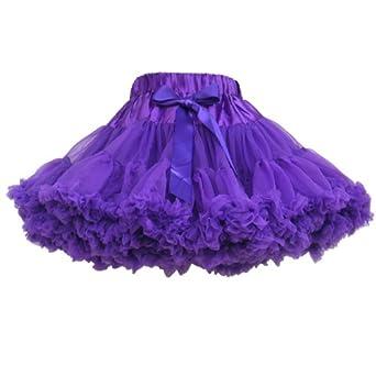 Little Bo Peep Purple Pettiskirt Tutu (2-4 yrs)