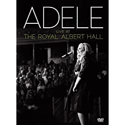 Adele Live At The Royal Albert Hall (DVD/CD)