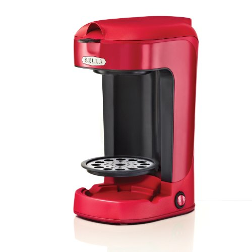 Bella Red Coffee Maker Manual : Red Kitchen Accessories Housewares Home Decoration Club