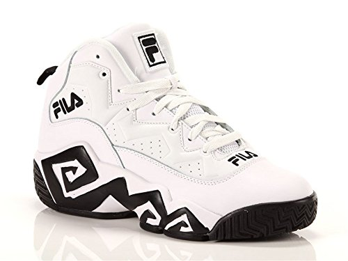 FILA VB90121.112 MASHBURN WHITE BLACK EU