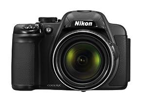 Nikon Coolpix P520 Digitalkamera (18 Megapixel, 42-fach opt. Zoom, 8 cm (3,2 Zoll) LCD-Display, Bildstabilisator) schwarz