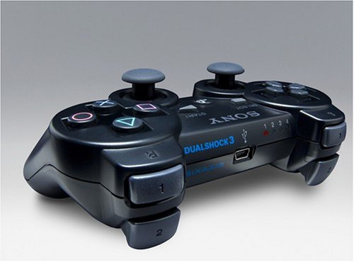 Playstation 3 Dualshock 3 Wireless Controller
