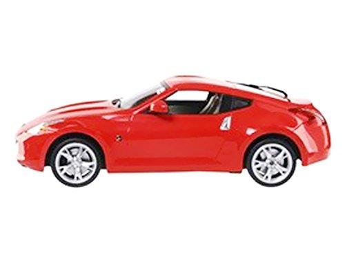 Azimporter Preschool Children Activity Playset 1:14 Nissan 370Z Red front-521728