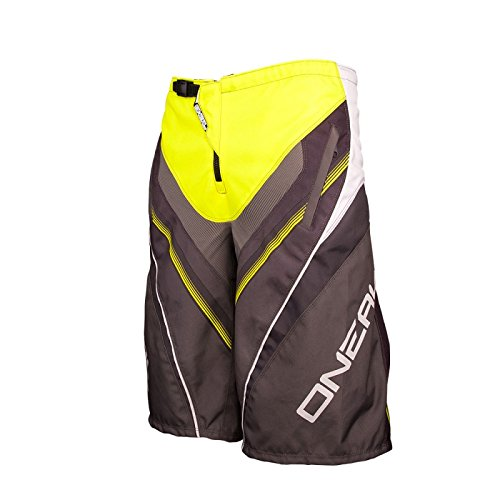 Element O'neal FR MX DH MTB nero/giallo pantaloni corti da 2016 Oneal