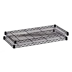 "Safco 36""x18"" Commercial Extra Shelf Pack"