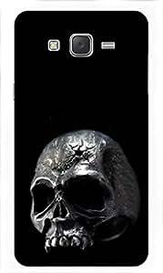 skull Designer Printed Back Case Cover for Samsung Galaxy J5 (2015)