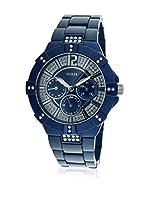 Guess Reloj de cuarzo Woman W11624L7 Azul 38 mm