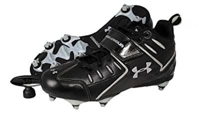Under Armour Intensity II Mid Detachable Football Cleat Mens by Under Armour