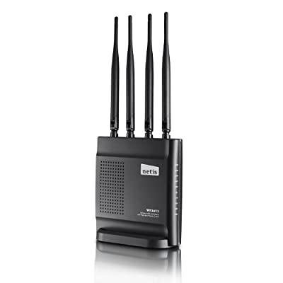 Netis N600 Wireless Dual Band Router (WF2471)