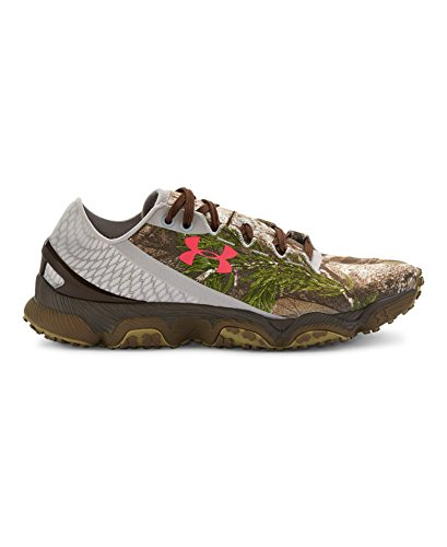 Under armour women s ua speedform xc camo trail running for Under armour fishing shoes