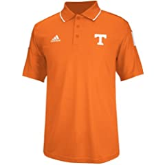 Tennessee Volunteers Adidas 2014 Sideline Climalite Polo Shirt - Orange by adidas