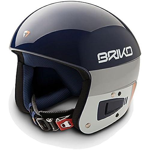 [해외] BRIKO FIS6.8 레이싱 스키 헬멧 SH0001-16 B004(BLUESKY)- (SIZE:58CM)