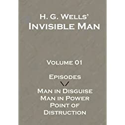 Invisible Man - Volume 01
