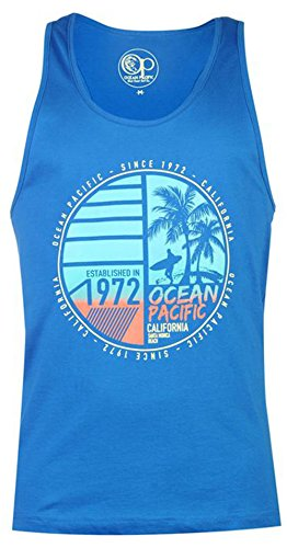 mens-bold-beach-surf-print-graphic-vest-top-small-royal