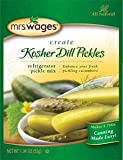 Mrs. Wages Pickle Mix - Kosher Dill - Refrigerator