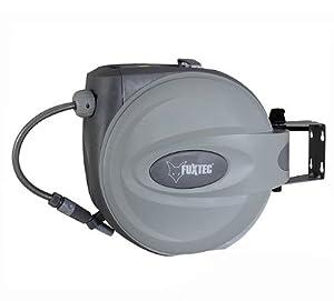 M30evo GRAU EASY FIX automatische Wasserschlauch Trommel 30m GARTENSCHLAUCH Schlauchaufroller Gardena kompatibel   Bewertungen und Beschreibung
