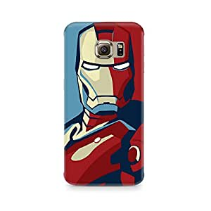 Ebby Iron Man Poster Premium Printed Case For Samsung S7