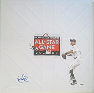Seattle Mariners Ichiro Suzuki Autographed Signed Photo 2007 All Star Game Full Size... by Southwestconnection-Memorabilia